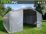 Storage shelter PRO 8x12x4.4 m PVC