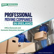 Irish Removals - Office Removals and Domestic Relocation Services