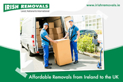 Affordable Removals from Ireland to the UK