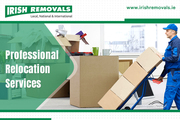 Book Professional Relocation Services For A Stress-Free Move